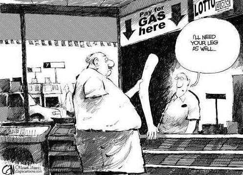 Crazy Fuel Prices